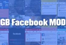 Télécharger GB Facebook APK