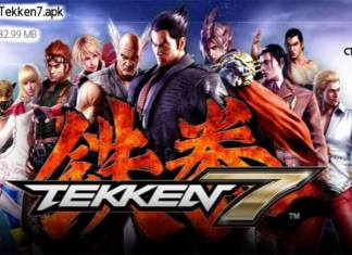 Télécharger Tekken 7 APK ISO Pour Android
