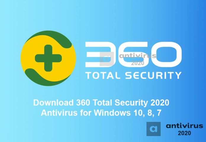Télécharger 360 Total Security 2020 Antivirus pour Windows 10