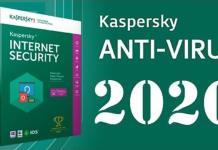 Télécharger Kaspersky 2020 Antivirus