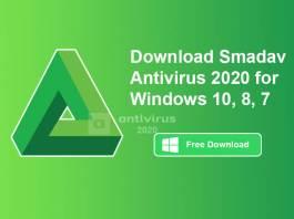 Télécharger Smadav 2020 Gratuit Pour Windows 10