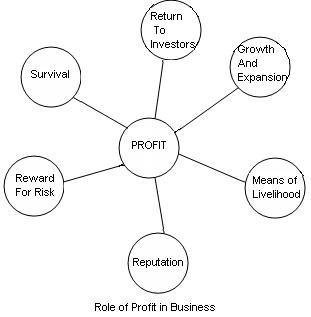 Role of Profit in Business Assignment Help Homework Help