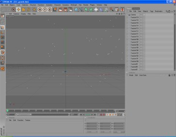 MOTION TRACKING 3D 3