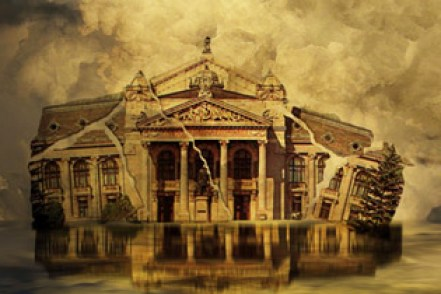 Creating a Building Destruction Photo Manipulation in Photoshop