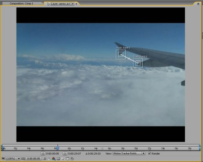 TUTORIAL AFTER EFFECTS: INSERIRE UN OGGETTO 3D IN UN CIELO CON AFTER EFFECTS 2
