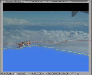 TUTORIAL AFTER EFFECTS: INSERIRE UN OGGETTO 3D IN UN CIELO CON AFTER EFFECTS 5
