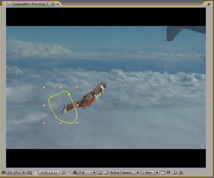 TUTORIAL AFTER EFFECTS: INSERIRE UN OGGETTO 3D IN UN CIELO CON AFTER EFFECTS