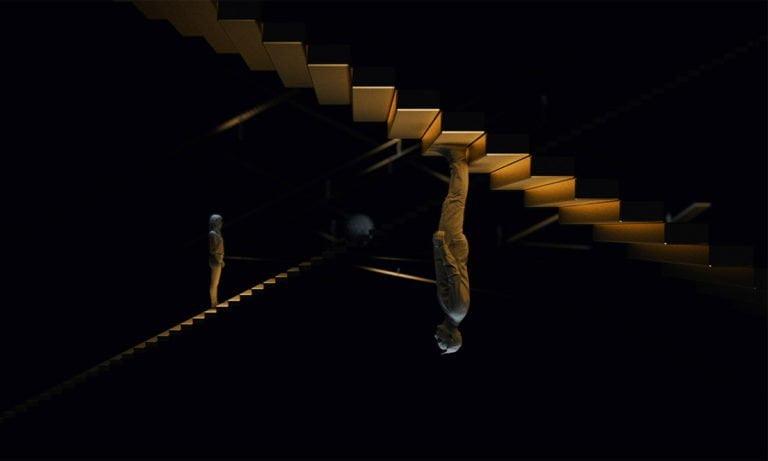 "Video ispirato ad Escher: ""On my way""di Akatre"