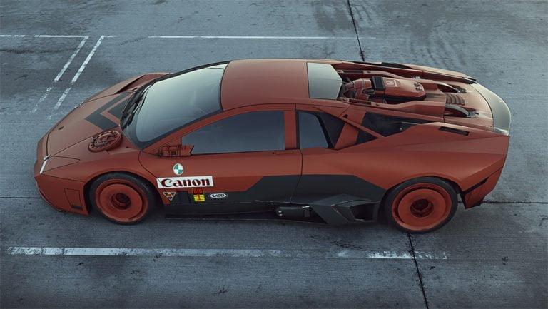 Render 3d di automobili iperrealistici di Carlos Pecino 10