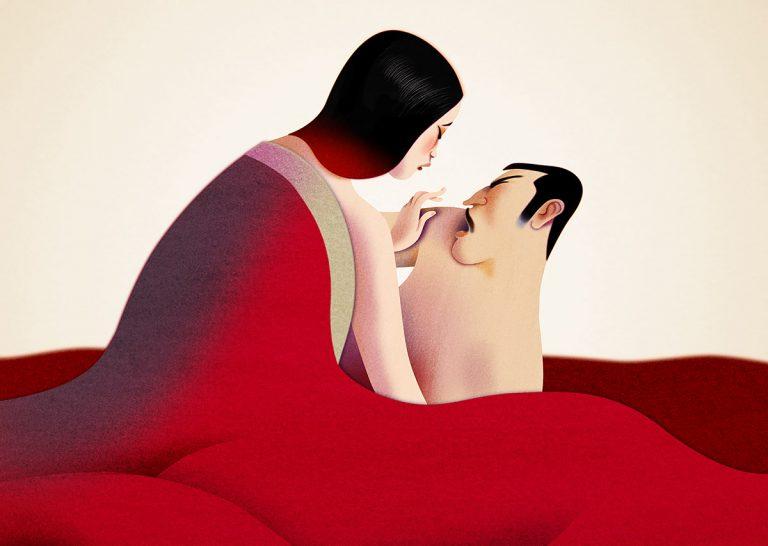 Le illustrazioni di Jose David Morales 3