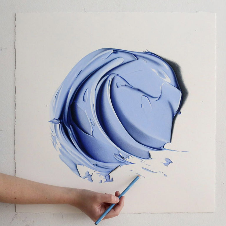 Disegni a mani iperrealistici di CJ Hendry 13