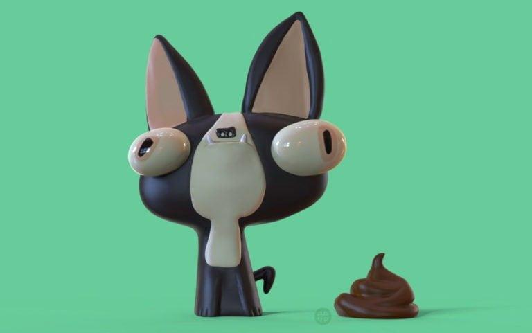 Illustrazioni 3D di Oscar Trejo 9
