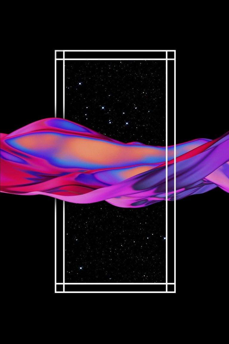 Artworks psichedelici dell'artista Quentin Deronzier 3
