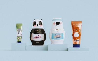 Packaging Design di Sweety & Co.