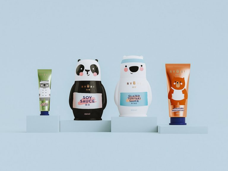 Packaging Design di Sweety & Co. 2