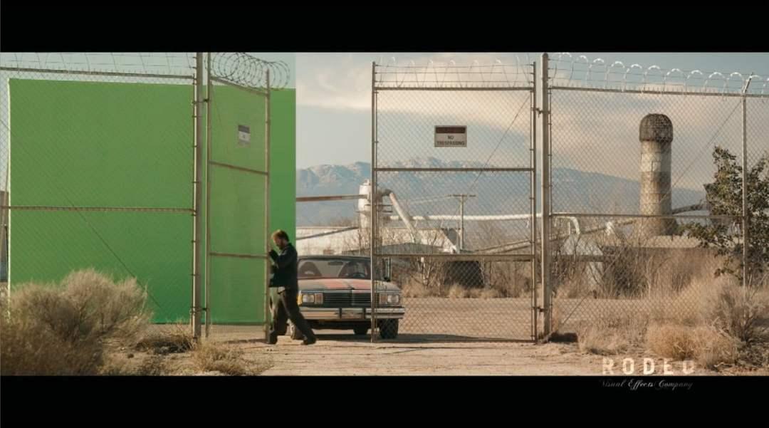 EL CAMINO - A BREAKING BAD MOVIE: effetti speciali della Rodeo FX 1