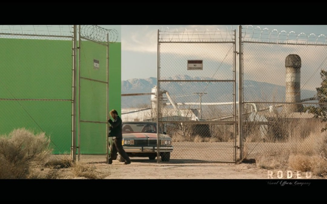 EL CAMINO – A BREAKING BAD MOVIE: effetti speciali della Rodeo FX
