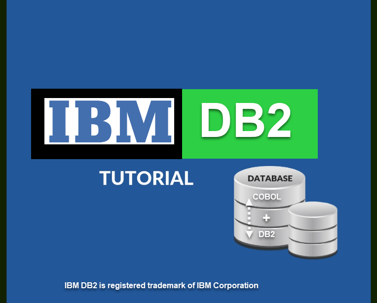 DB2 Tutorial for Mainframe — TutorialBrain