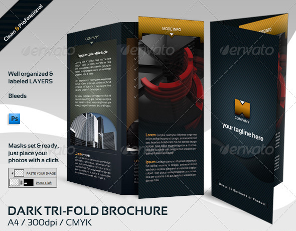 30 Remarkable Brochure Templates TutorialChip