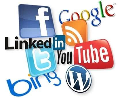 social media google seo