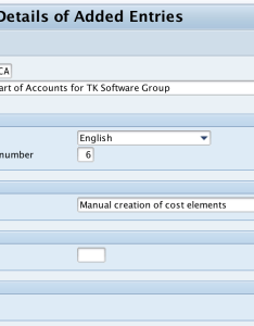 Group chart of accounts  if company following different set than we need to update the coa for consolidation also what is in sap how create rh tutorialkart