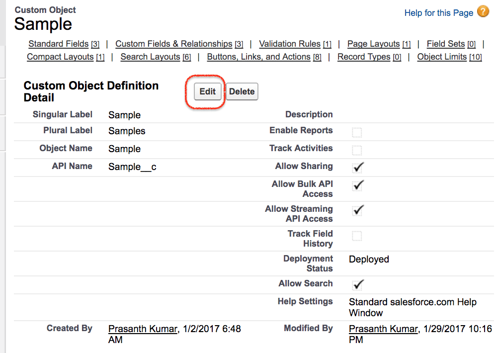 how to add fields in salesforce