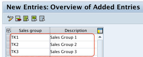 How to Define Sales Group in SAP