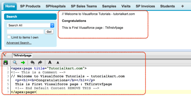 Enable Development mode in Salesforce