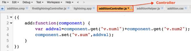 lightning Component Attribute