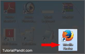 Firefox Desktop Icon
