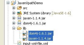 Jaxen Xpath Library With Dom4j -Tutorial Savvy