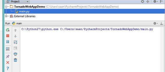 Getting Started With Tornado Web framework -Tutorial Savvy