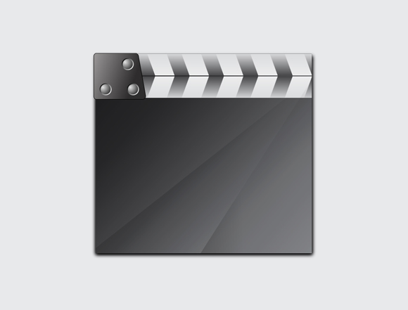 Film Can, Reel and Clapper Board Vector Tutorial in Illustrator CS5 – Part II 25