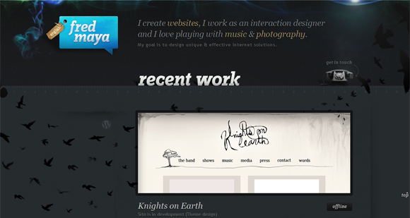 fredmaya.com - Inspiration of the Week
