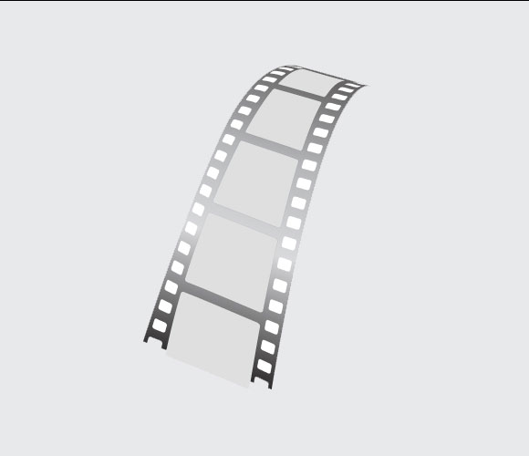 Film Can, Reel and Clapper Board Vector Tutorial in Illustrator CS5 – Part III 1