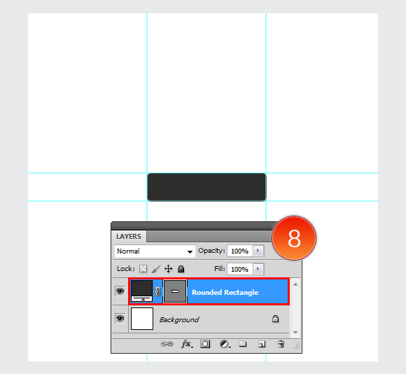 Shiny Button in Adobe Photoshop CS5 5
