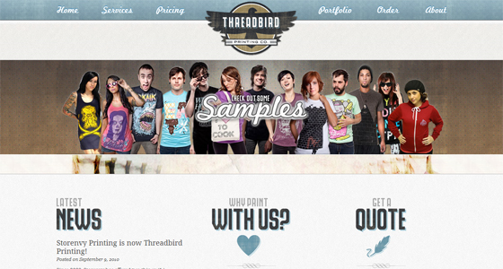 threadbird.com