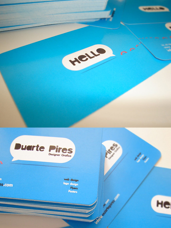 Inspirational Business Cards 2