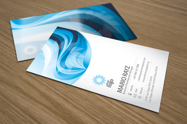 Inspirational Business Cards 10