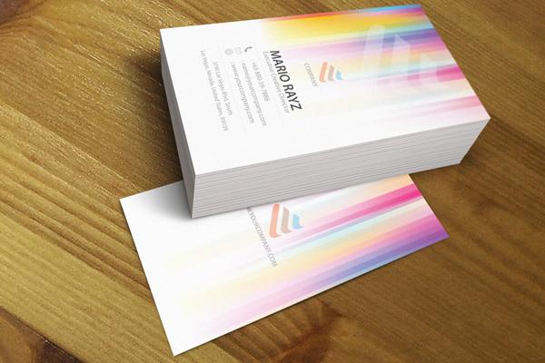Inspirational Business Cards 6