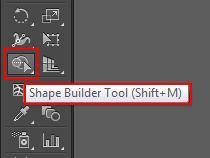 use shape builder tool