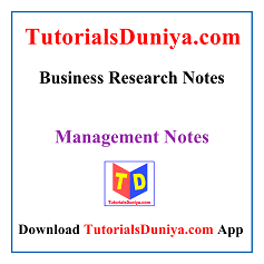 Business Research Notes PDF