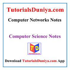 Computer Networks Notes PDF