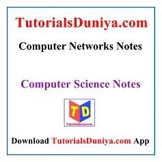 Computer Networks Handwritten Notes PDF