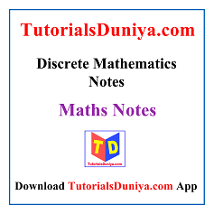 Discrete Mathematics Notes PDF