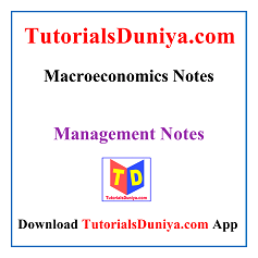 Macroeconomics Notes PDF