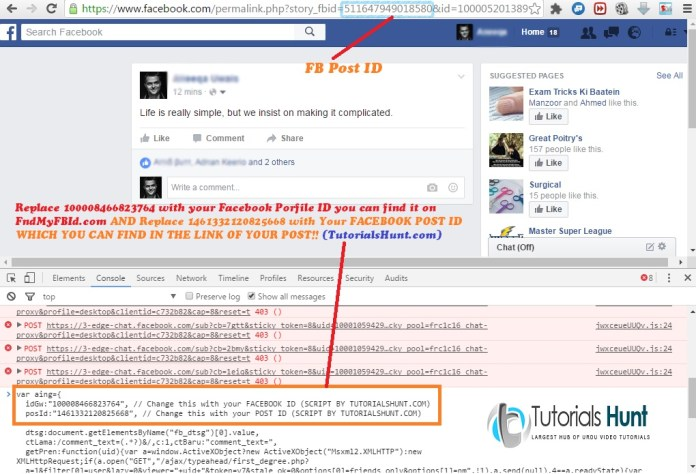 How To Auto Tag All Friends In A Facebook Comment With