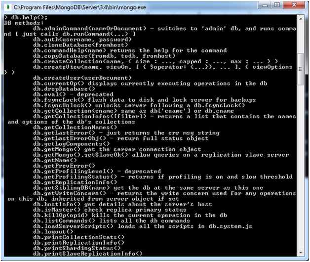 Installing MongoDB on Windows & Mac 2
