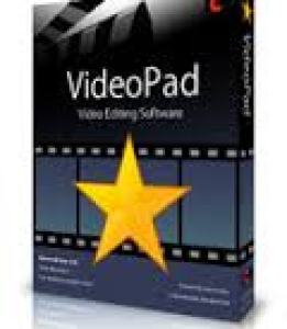 Videopad 4.10 VIdeo Editor Profesional free