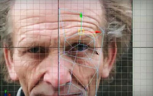 Face in The Ultimate Collection Of Maya 3D Tutorials